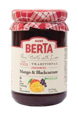 Nassau Candy Aunt Berta Jam, Mango & Blackcurrant