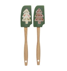 Now Designs Mini Spatula Set/2, Xmas Cookies