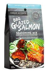 Urban Accents BBQ Glazed Salmon