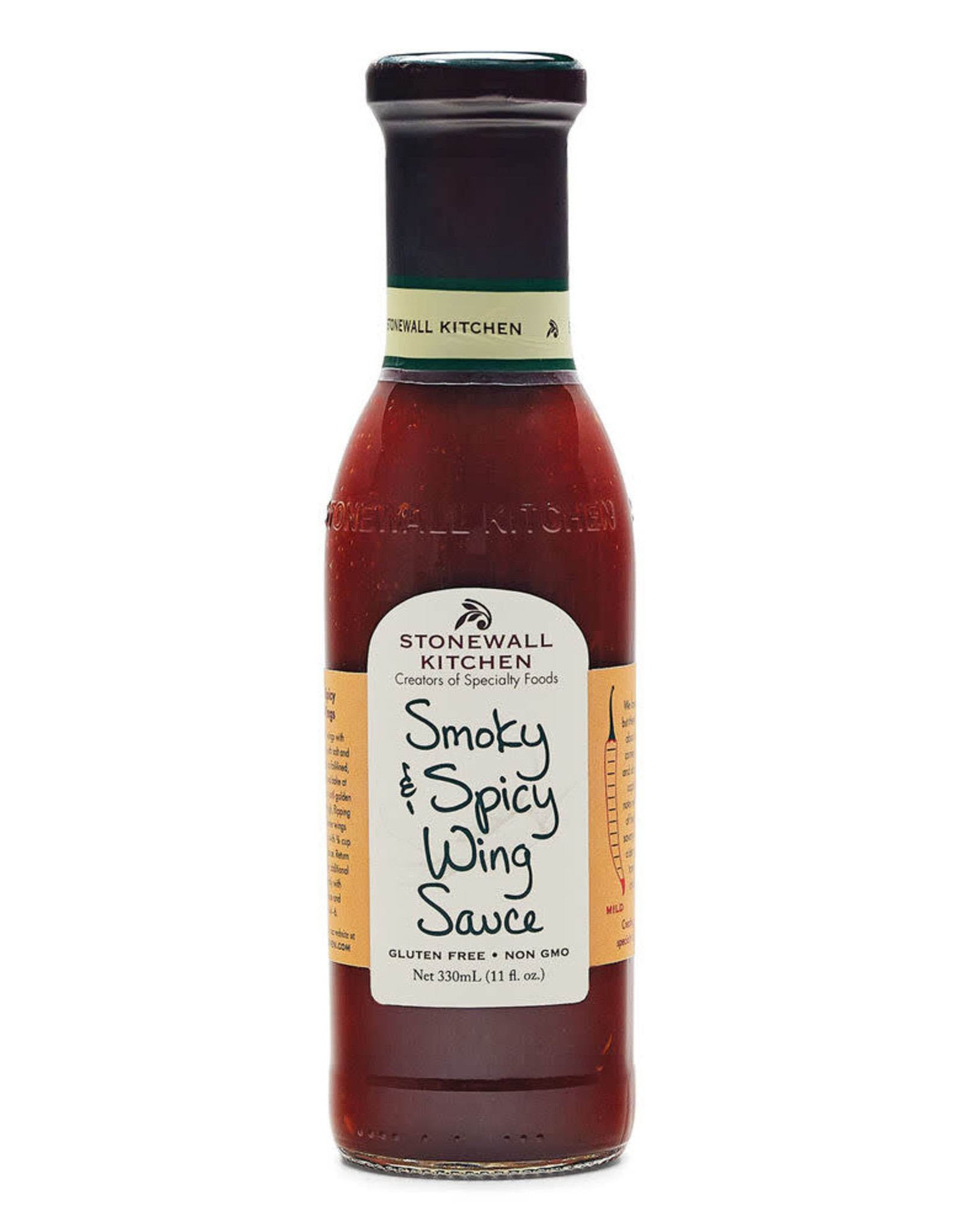 Stonewall Kitchen Smoky & Spicy Wing Sauce