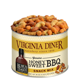 Virginia Diner Rufus Teague BBQ Snack Mix