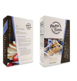 Mama Stoen's Mama Stoen's GF Pancake & Waffle Mix