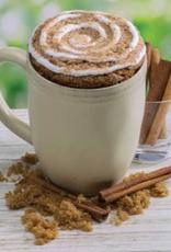 molly&you Caramel Apple Cinnamon Muffin Mug Cake