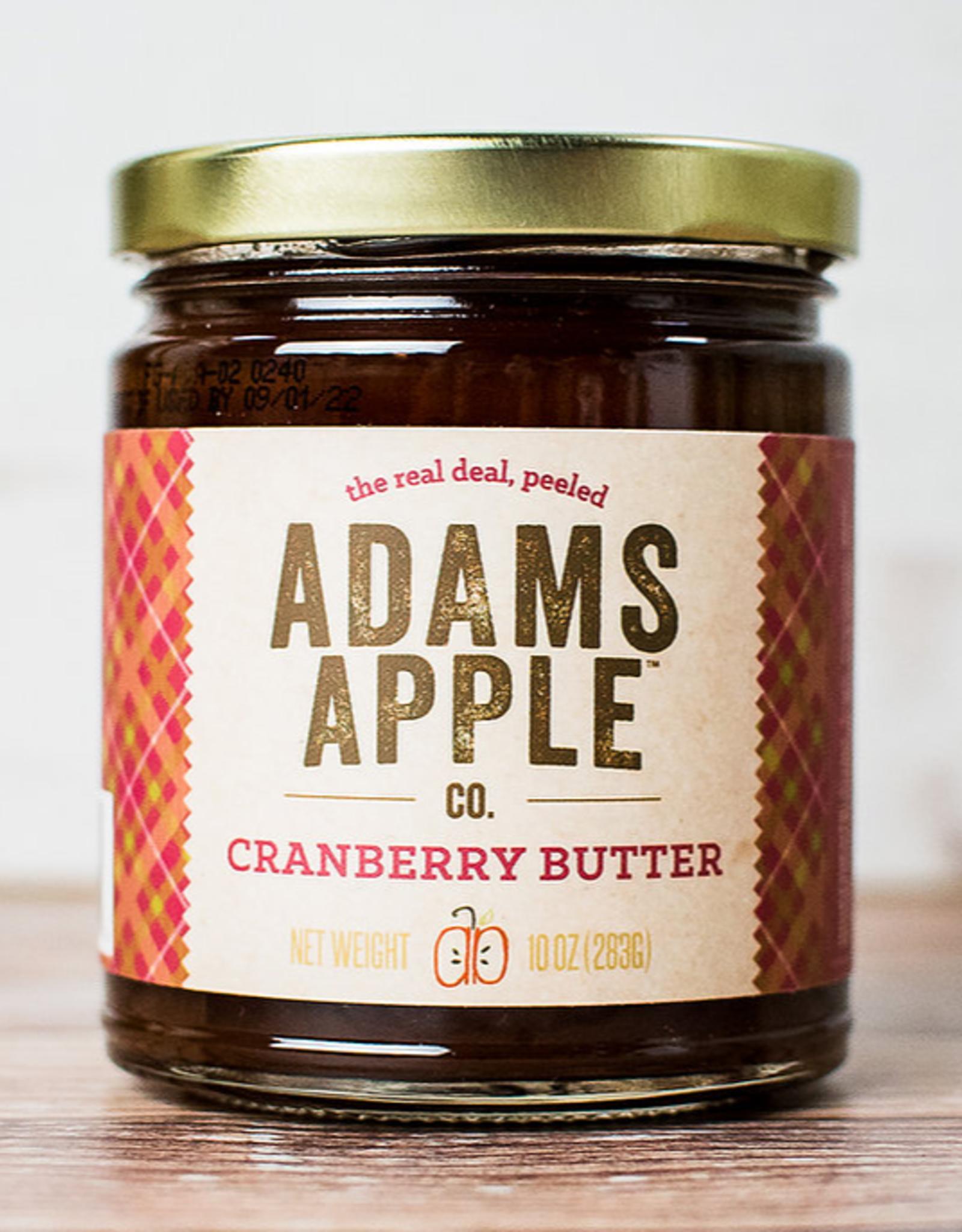 Adams Apple Company Adams Apple Cranberry Butter 10 oz