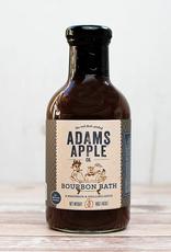 Adams Apple Company Adams Apple Bourbon Bath Marinade & Grill Sauce