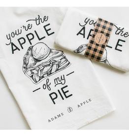 Adams Apple Company Floursack Towel Apple Of My Pie