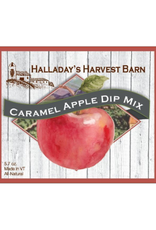 Halladay's Harvest Barn Caramel Apple Dip Mix