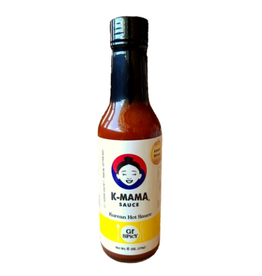 K-Mama Sauce K-Mama Sauce Gluten-Free, Spicy