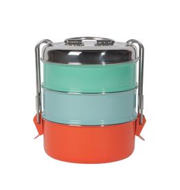 Now Designs Tiffin Food Container, 3 Tier - Splendor