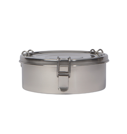Now Designs Tiffin Food Container, 1 Tier - Simply Steel