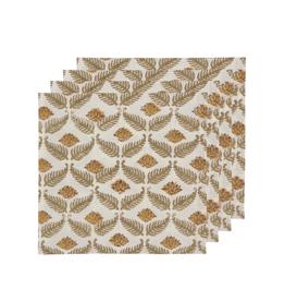 Now Designs Napkin Set/4 - Frond