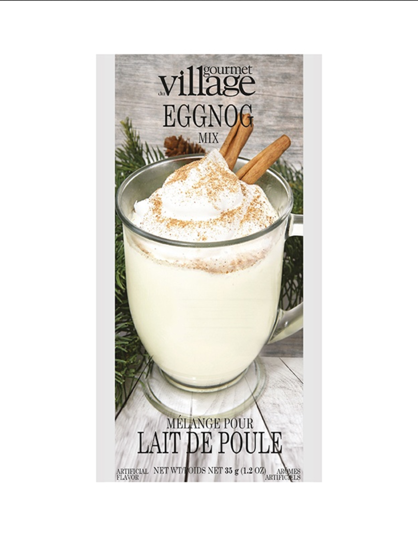 Gourmet Village Eggnog Mix