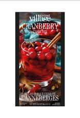 Gourmet Village Cranberry Cider Mix