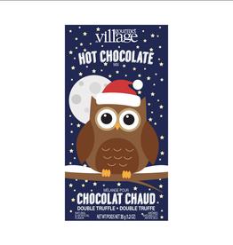 Gourmet Village Mini Hot Choc - Owl