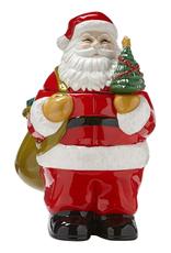 Tag Cookie Jar - Vintage Santa