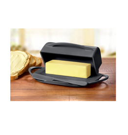 Kitchen Concepts Unlimited Butterie Butter Dish - Grey
