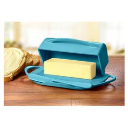 Kitchen Concepts Unlimited Butterie Butter Dish - Aqua