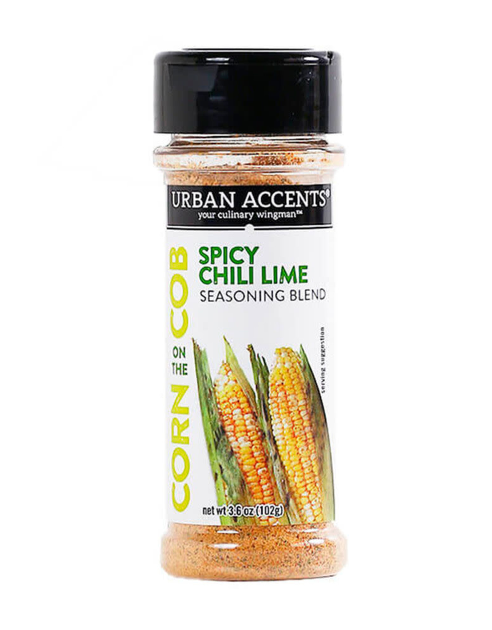 Urban Accents Corn on The Cob, Spicy Chili Lime