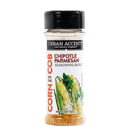 Urban Accents Corn on The Cob, Chipotle Parmesan