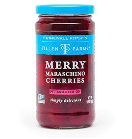 Stonewall Kitchen Tillen Farms Merry Maraschino Cherries
