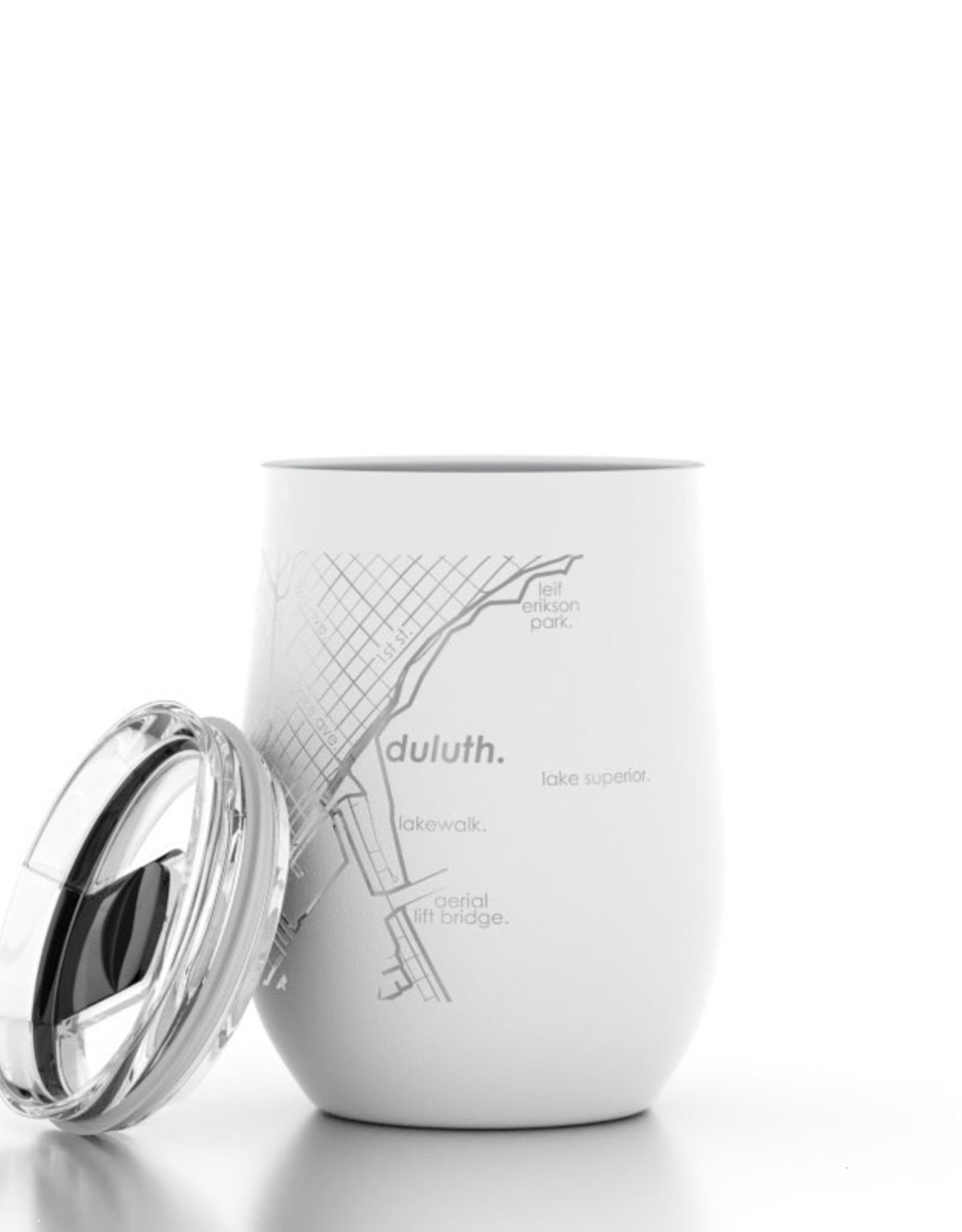 Well Told Duluth Insulated Stemless Wine 12 oz