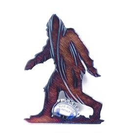 Blue Moose Metals Artisan Bottle Opener - Sasquatch