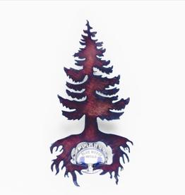 Blue Moose Metals Artisan Bottle Opener - Pine Tree