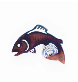Blue Moose Metals Artisan Bottle Opener - Fish
