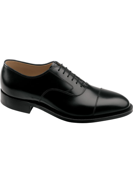 JOHNSTON & MURPHY Melton Cap Toe Dress Shoe