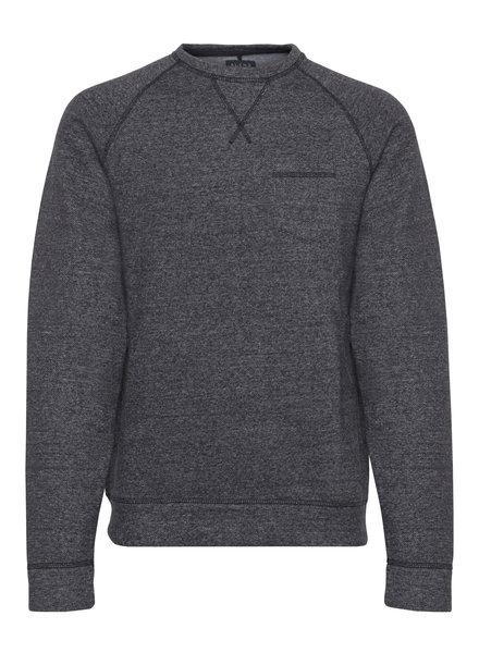 BLEND Dark Grey Sweatshirt With Pocket
