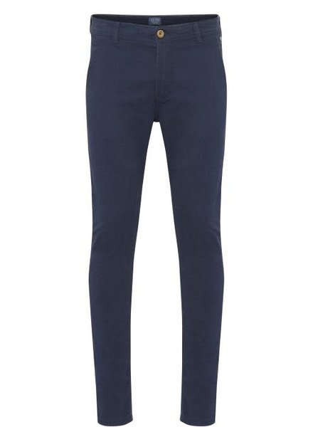BLEND Slim Fit Flatfront Casual Pant
