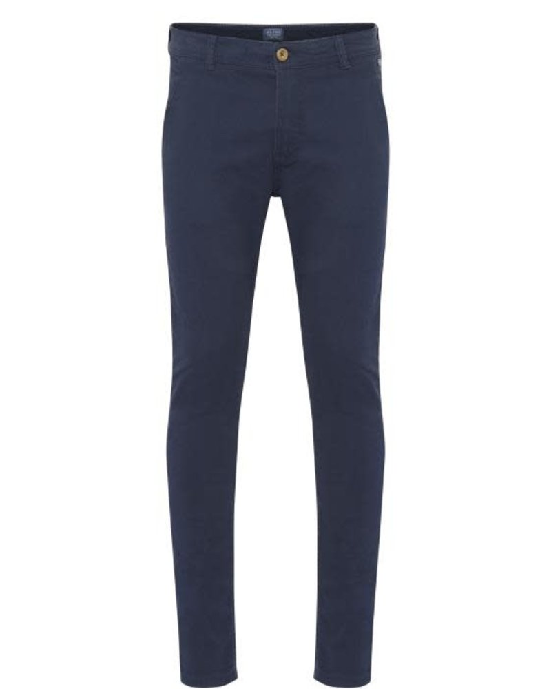 BLEND Slim Fit Flatfront Casual Pant