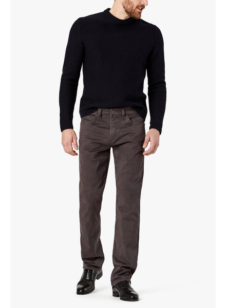 34 HERITAGE Modern Fit Anthracite Twill Jean