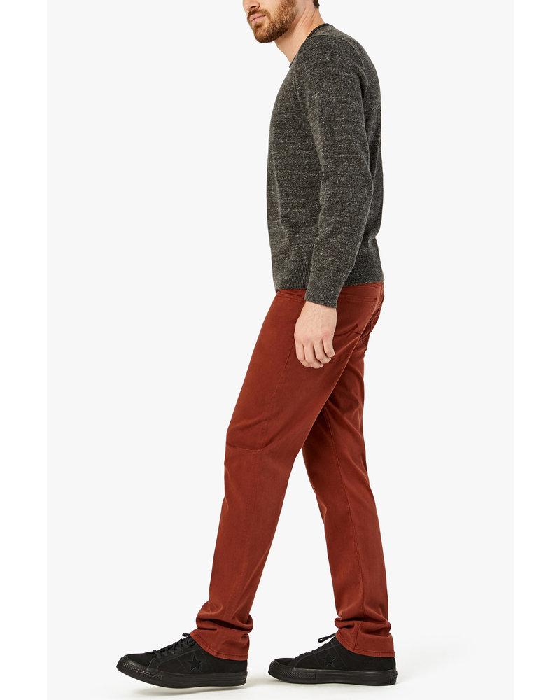 34 HERITAGE Modern Fit Rust Twill Jean