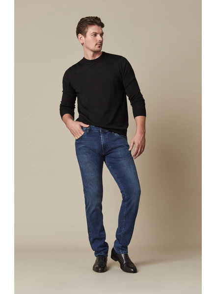 34 HERITAGE Slim Fit Mid Ultra Denim Jean