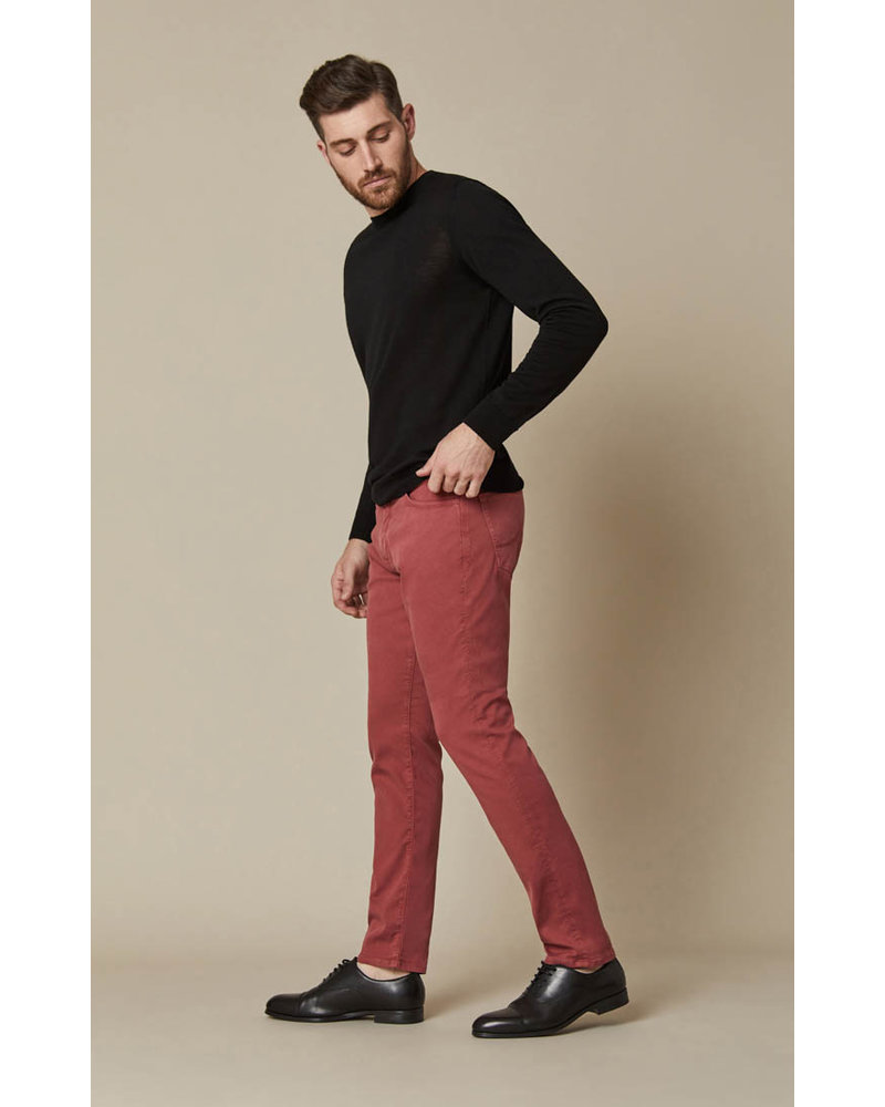 34 HERITAGE Slim Fit Brick Soft Touch Jean