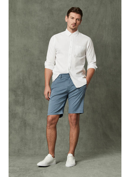 34 HERITAGE Modern Fit Blue Soft Touch Short
