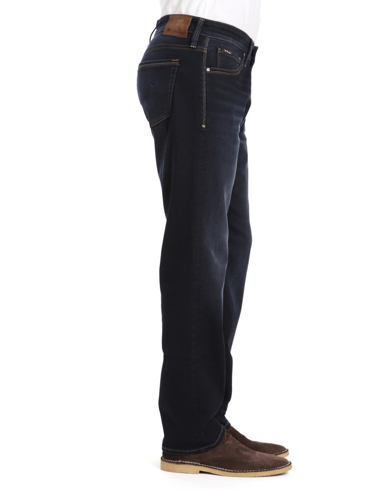 34 HERITAGE Modern Fit Ink Foggy Jean