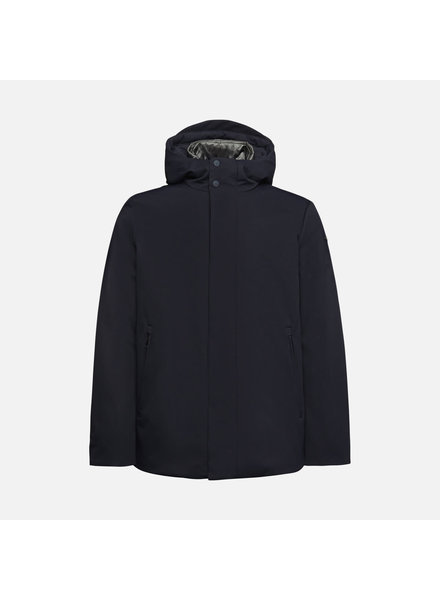 GEOX Navy Open Bottom Bomber