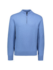 PAUL & SHARK Colours of Shetland Lambswool 1/4 Zip Sweater