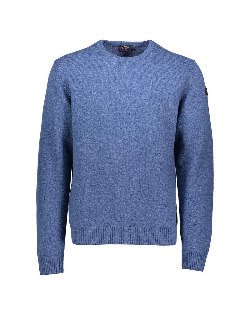 PAUL & SHARK Colours Of Shetland Lambswool Sweater