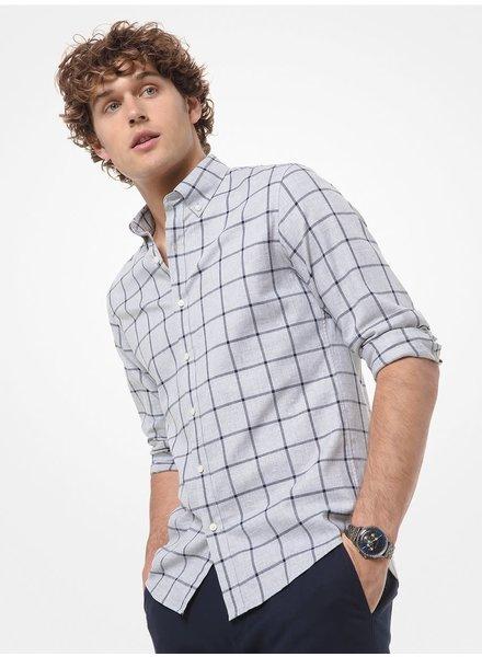 MICHAEL KORS Grey with Blue Block
