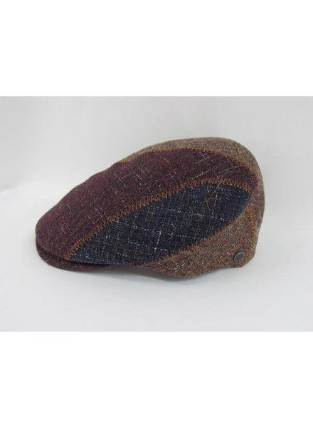 BUGATTI Wool Multi Colored Flatcap