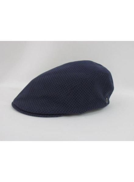 BUGATTI Navy Peaked Hat