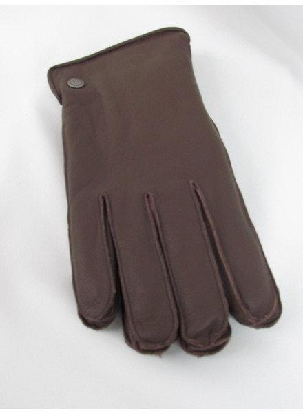 BUGATTI Goatskin Open Top Gloves