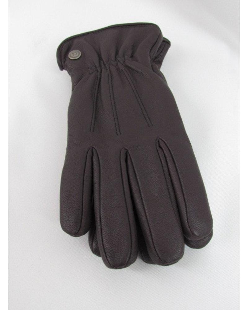 BUGATTI Solid Leather Glove