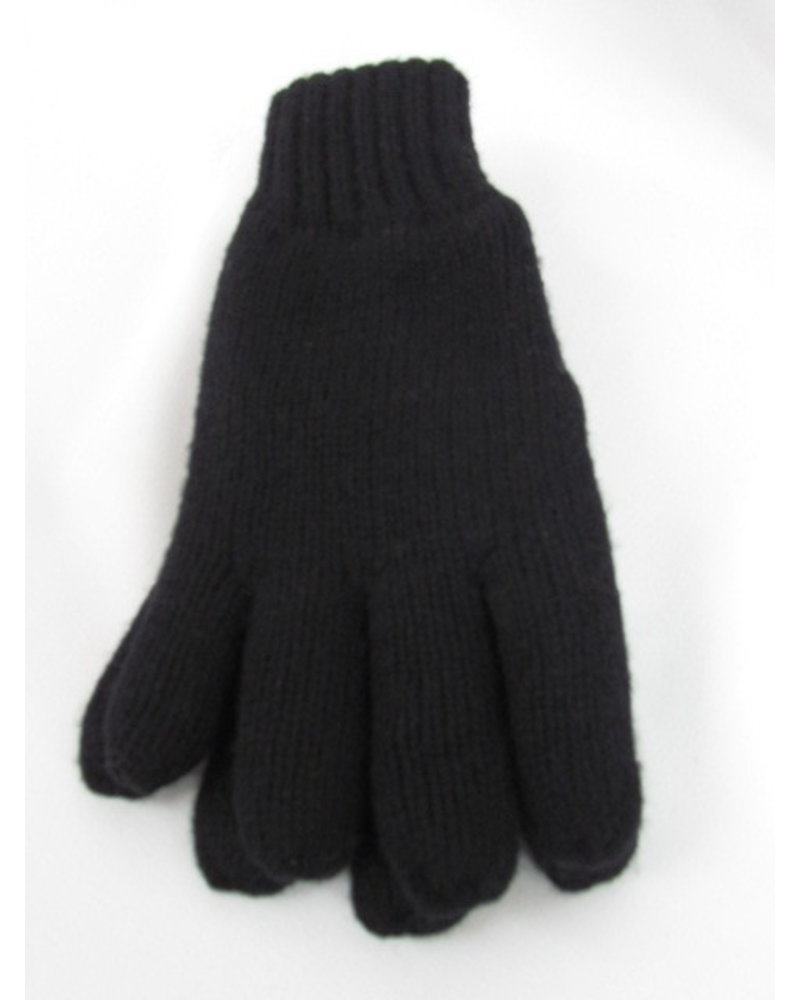 DENTS Wool Knit Gloves