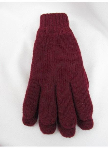 Wool Knit Gloves