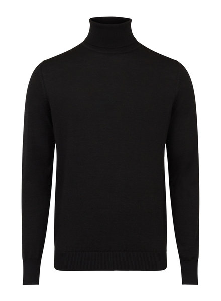 BRUUN & STENGADE Wool Blend Turtle Neck