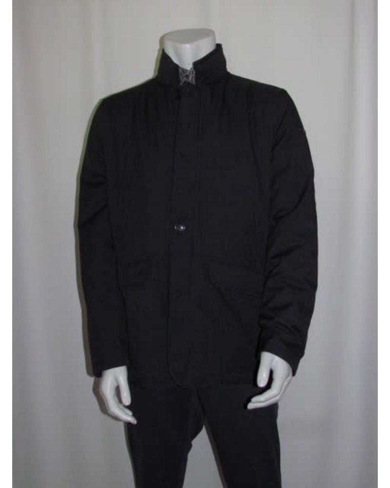 GEOX Navy Winfred Outer Jacket